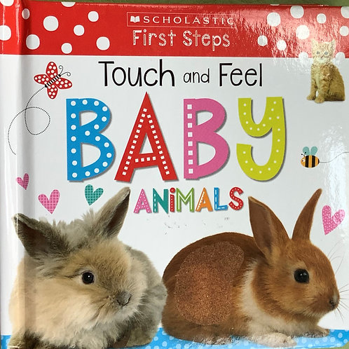 Baby Animals - Touch and Feel
