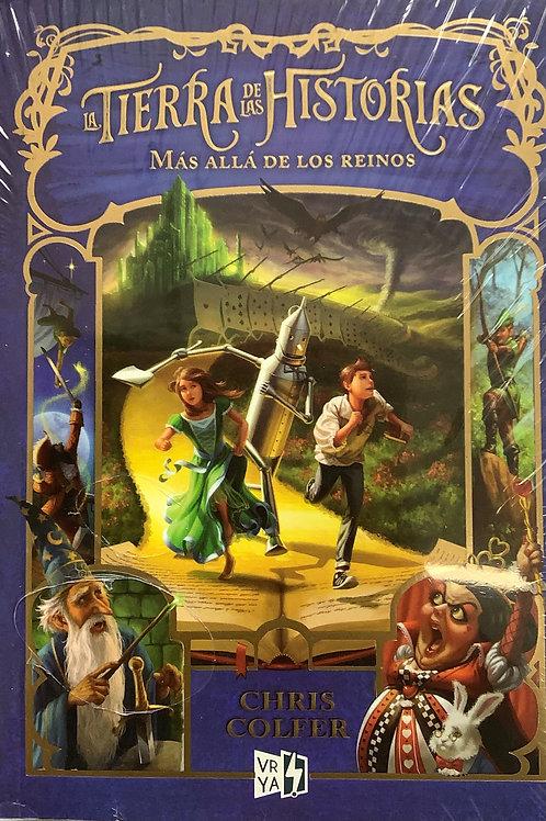 La tierra de las historias - Más allá de los reinos