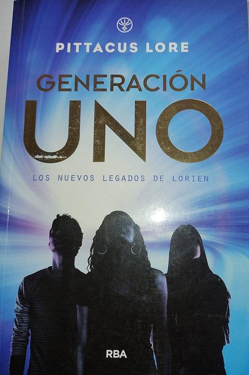Generación uno - Los nuevos legados de Lorien 1