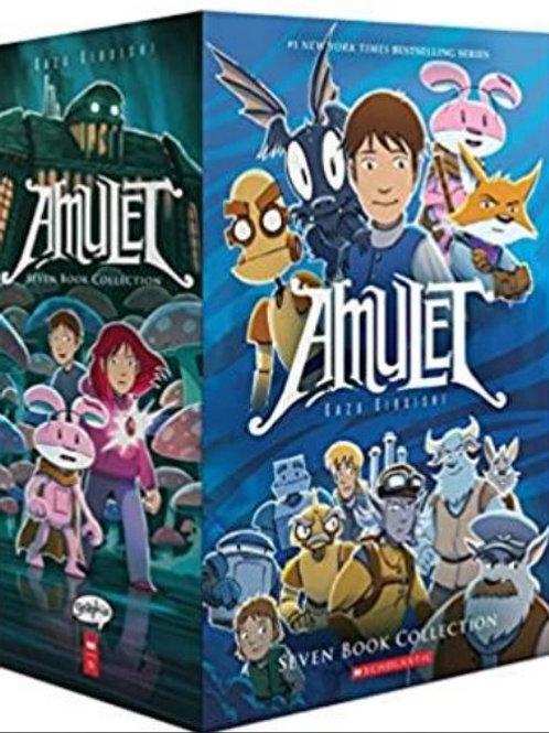 Amulet - toda la colección de 7 libros