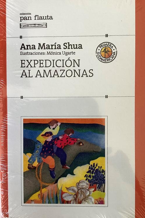 Expedición al Amazonas
