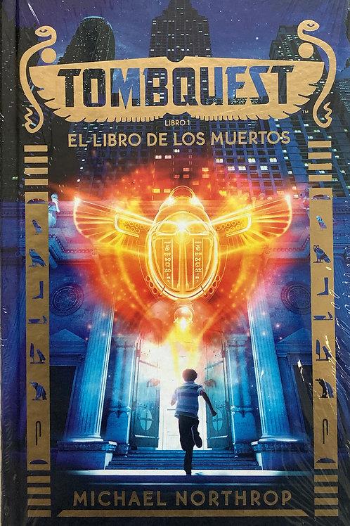 Tombquest - El libro de los muertos