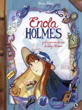 Enola Holmes - y el sorprendente caso de Lady Alistair