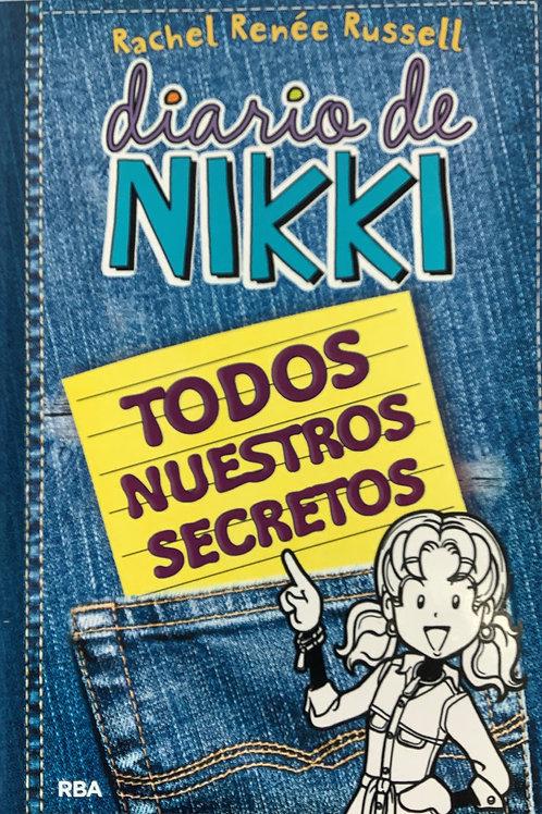 Diario de Nikki - Todos nuestros secretos