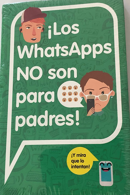 Los WhatsApp no son para padres