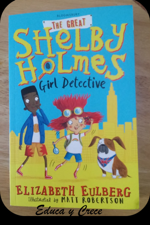 Shelby Holmes - Girl detective