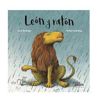 León y Ratón