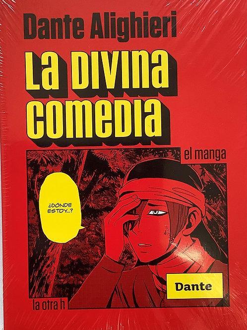 La divina comedia - El manga