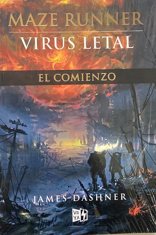 Maze Runner - Virus letal . El comienzo