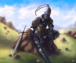 resting_knight_by_angelluzbel_dc32t12-fu