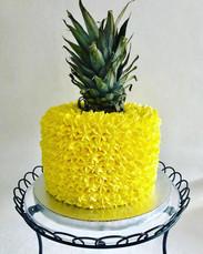 ananaskakku, kermakakku