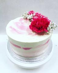kakku, kermakakku, kukkakakku