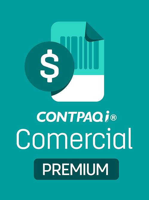 Contpaqi Comercial Premium Lic Anual Multi-RFC