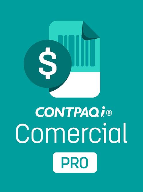 Contpaqi Comercial PRO Lic. Anual  Multi RFC