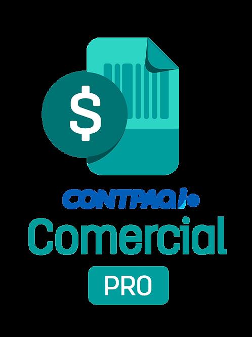 Contpaqi Comercial PRO Lic. Anual Usuario Adicional en Red Multi-RFC