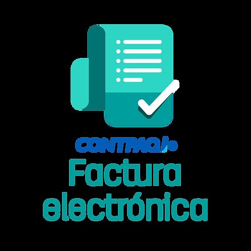 Contpaqi Factura Electrónica Licencia Nueva Anual 1 RFC