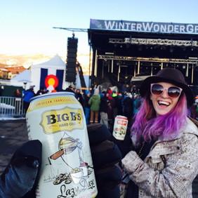 #tbt Last year's #Winterwondergrass was