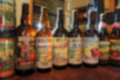 Hard Ciders on Bar.jpg