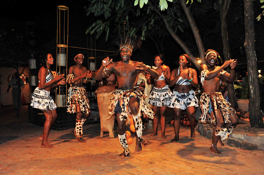 Boma African dinner dance experience - Victoria Falls, Zimbabwe