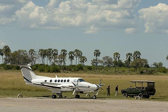 Safari Creators - fly in your own private plane to remote safari lcations in africa