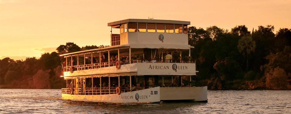 Cruise the Zambezi