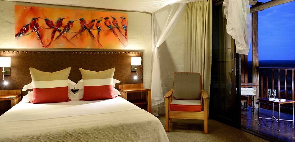 Your dreams await - Victoria Falls Safari Lodge