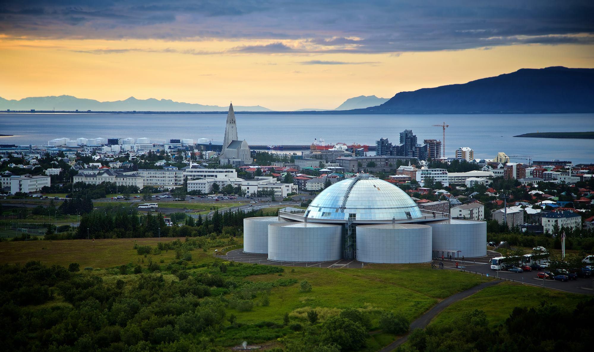 Sightseeing Tour of Reykjavik