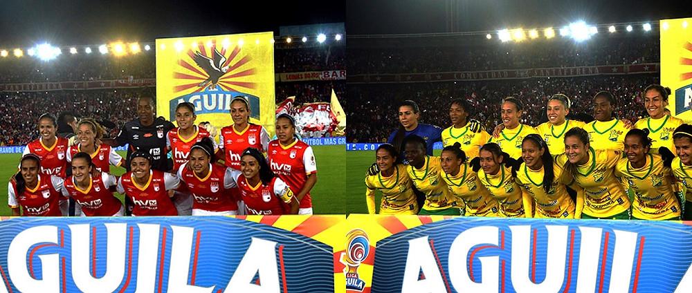 FOTO: Los equipos campeones hasta el momento