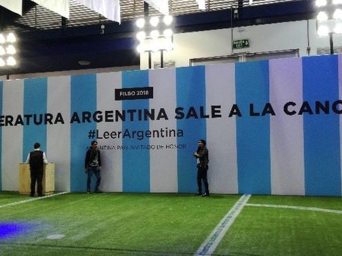 Argentina, el invitado de honor a la Filbo