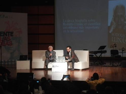 Rodolfo Llinás, el 'Rockstar' científico