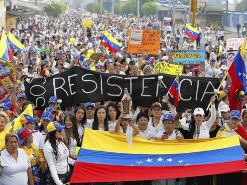 Venezuela Canta por la paz