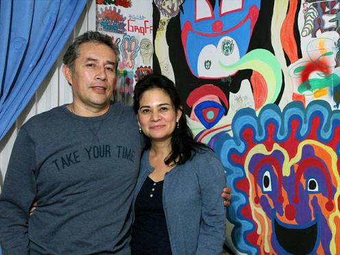 Grafiti y muralismo protegidos por la ley
