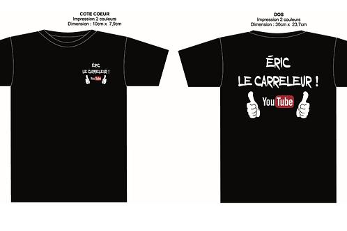 T-Shirt Eric le Carreleur