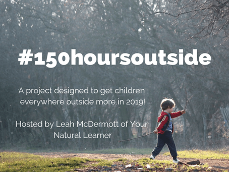 #150hoursoutside Project
