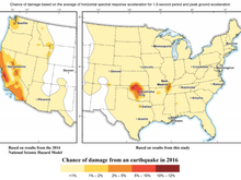Manmade Earthquakes Are Putting Even More Of The Country At Risk