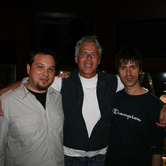 Claudio Baglioni, Federico e Carmine