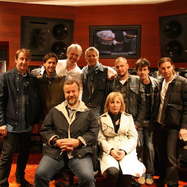 Claudio Baglioni in Studio Caesar