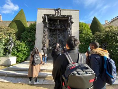 Le Jardin des Sculptures du Musée Rodin