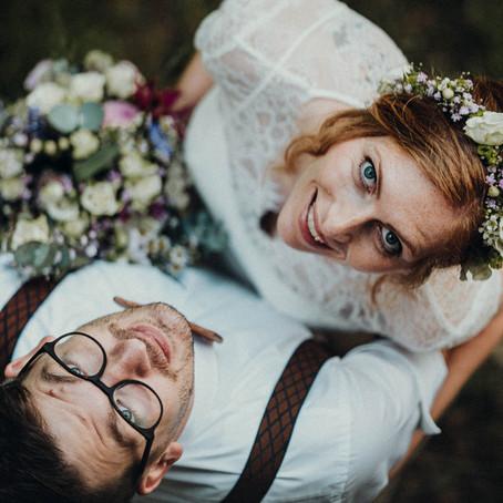 Hochzeitspaar / Lovebirds