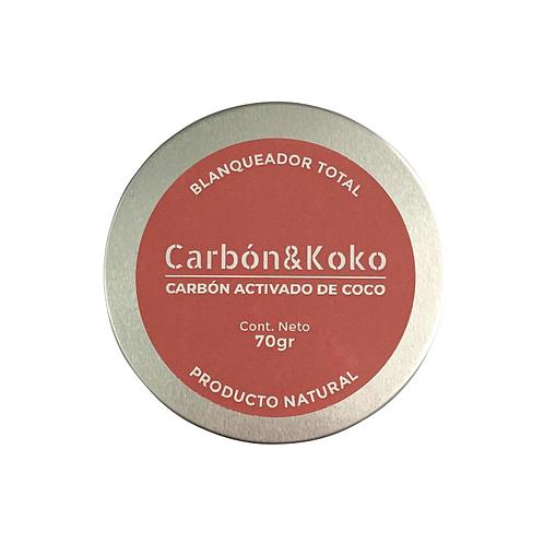 Carbon Activado de Cascara de Coco