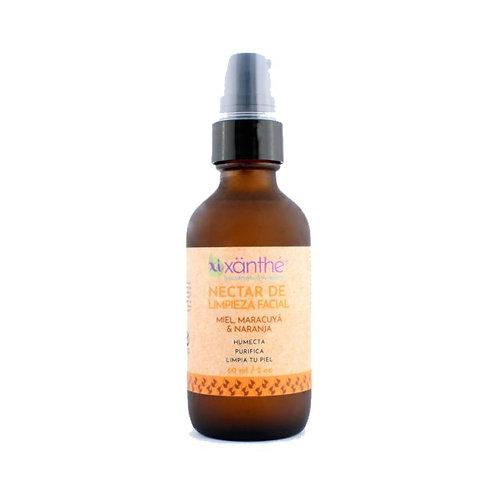 Nectar de Limpieza Facial Miel, Maracuya y Naranja