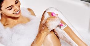 Elimina los granitos tras depilación