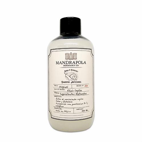 Shampoo Mandrapola (Varios Ingredientes)