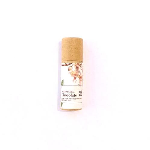 Balsamo Labial Con Aceite de Coco