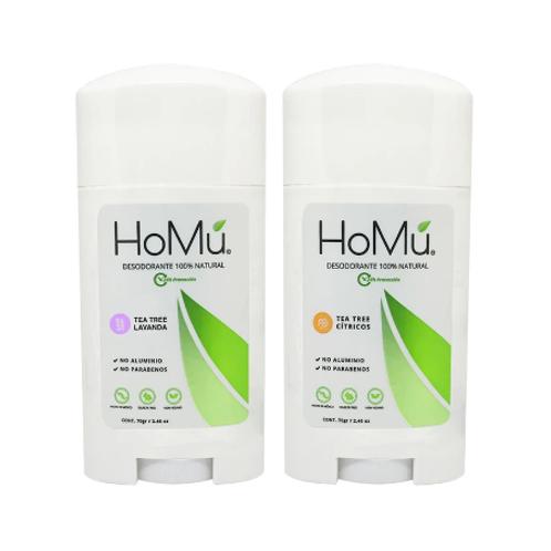 HoMu Desodorante Natural