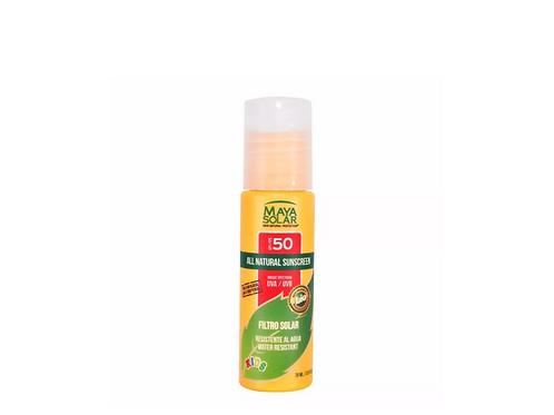 Bloqueador Biodegradable SPF-50 (75 ml)
