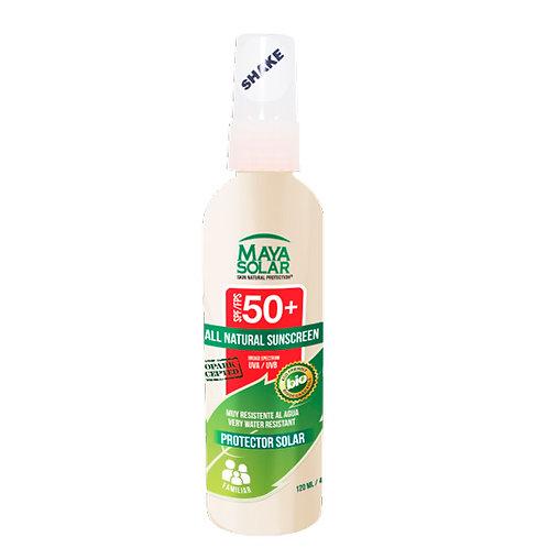 Bloqueador Biodegradable SPF-50 SPRAY (120 ml)