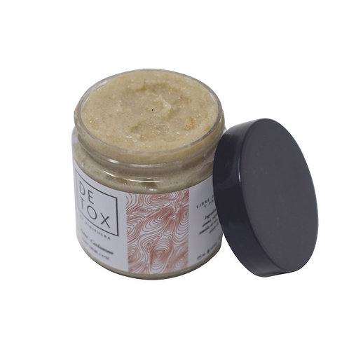 Exfoliante Detox de Avena-Cardamomo
