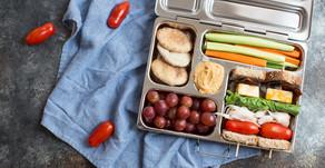 Lunch saludable para tus hijos