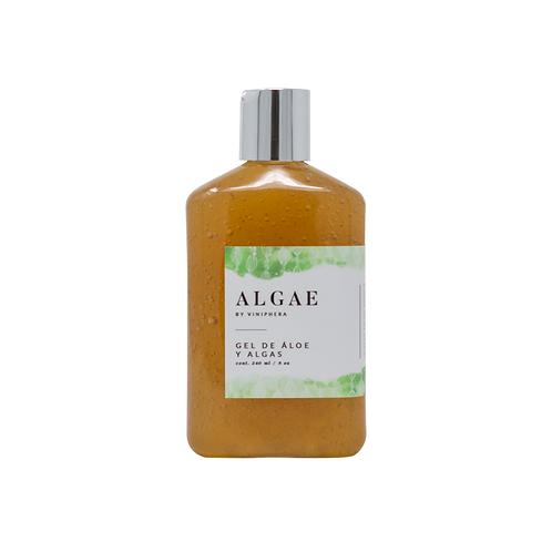 Gel de Aloe y Algas